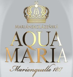 Designové logo AQUA MARIA